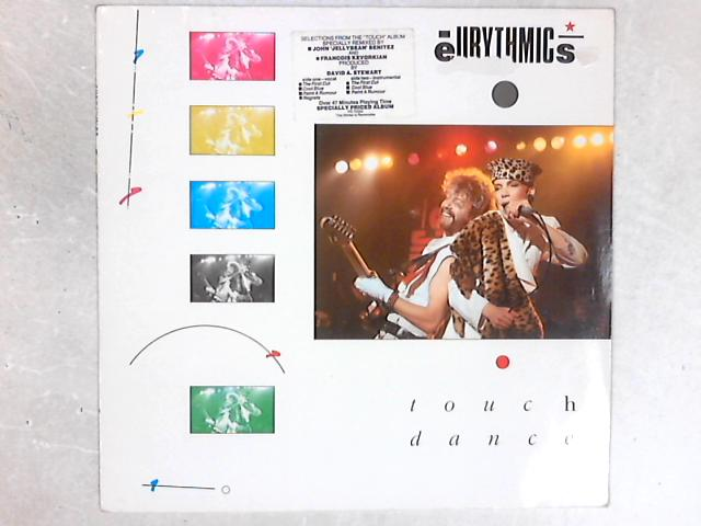 Touch Dance LP By Eurythmics