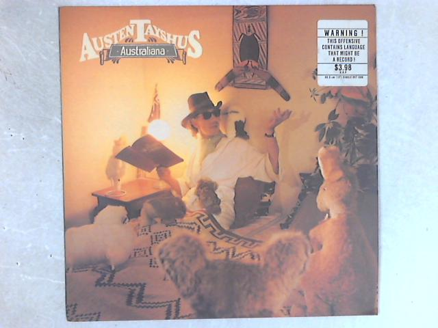 Australiana 12in Single by Austen Tayshus