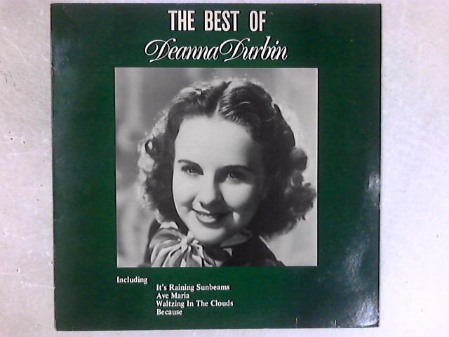 The Best Of Deanna Durbin LP By Deanna Durbin