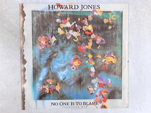 No One Is To Blame 12in Single by Howard Jones