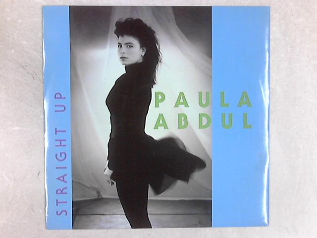 Straight Up 12in Single by Paula Abdul