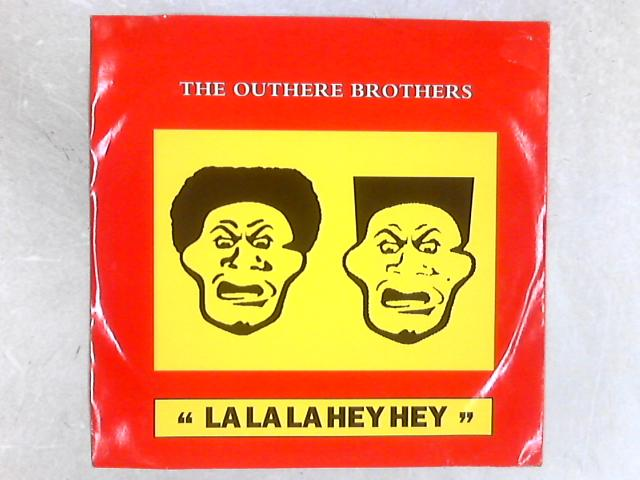 La La La Hey Hey 12in Single by The Outhere Brothers
