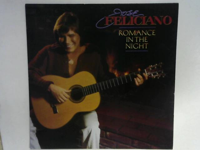 Romance In The Night LP by José Feliciano