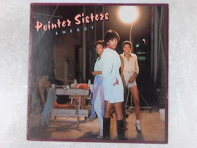 Energy LP by Pointer Sisters