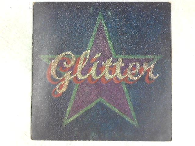 Glitter Autographed LP By Gary Glitter