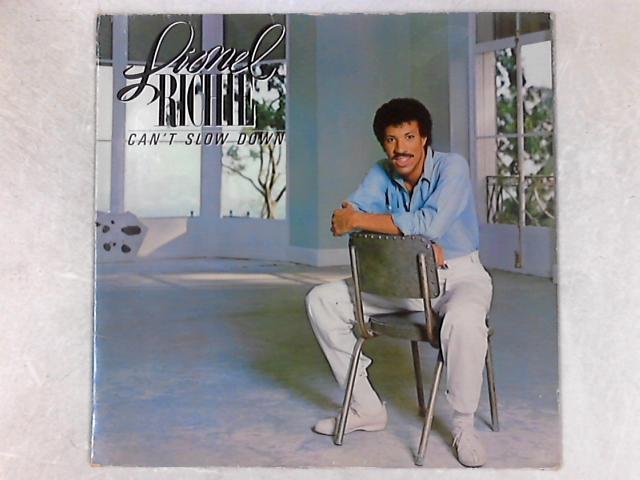 Can't Slow Down LP By Lionel Richie