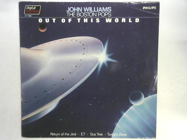 Out Of This World LP by John Williams (4)