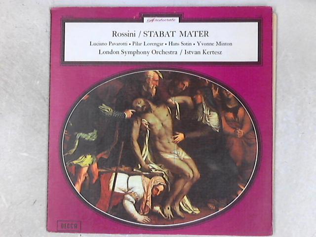 Rossini / Stabat Mater LP by Gioacchino Rossini