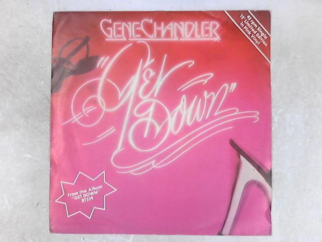 Get Down Pink Vinyl 12in Single By Gene Chandler
