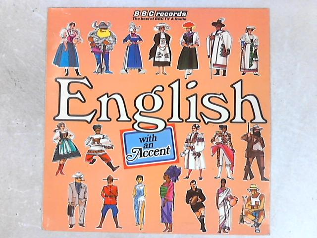 English With An Accent LP By No Artist