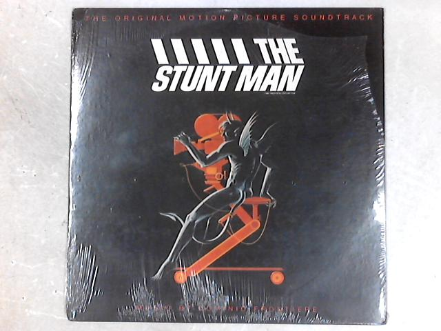 The Stunt Man OST SEALED LP By Dominic Frontiere