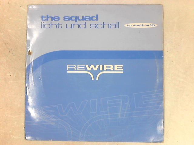 Licht Und Schall 12in Single By The Squad