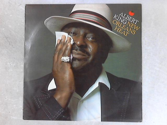 New Orleans Heat LP By Albert King