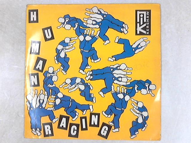 Human Racing 12in Single By Nik Kershaw