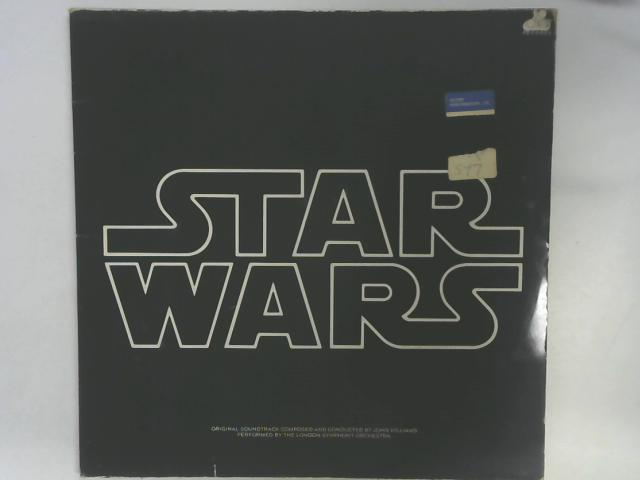 Star Wars Double LP by John Williams (4)