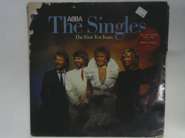 The Singles - The First Ten Years LP By ABBA