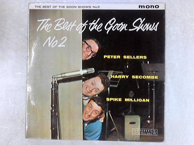 The Best Of The Goon Shows No. 2 LP By The Goons