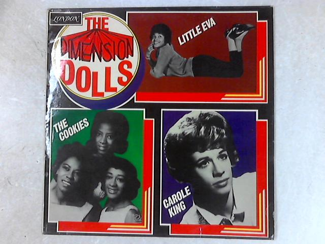 The Dimension Dolls COMP LP By Various