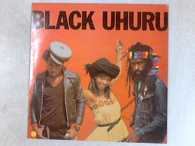 Red LP by Black Uhuru