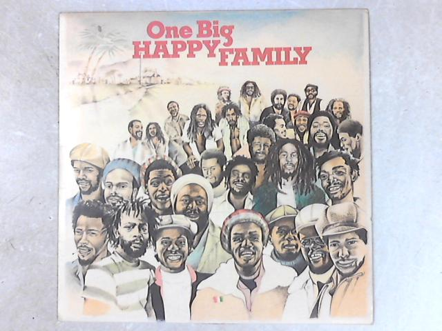 One Big Happy Family COMP LP By Various