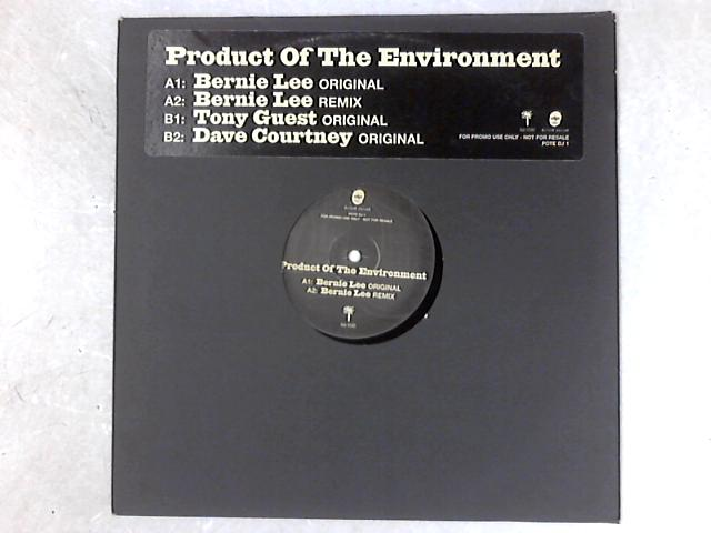 Product Of The Environment 12in Single by Gareth Bowen