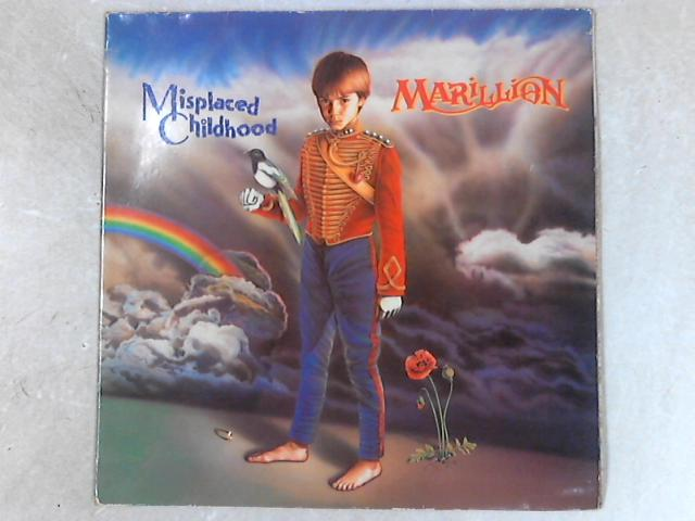 Misplaced Childhood LP By Marillion