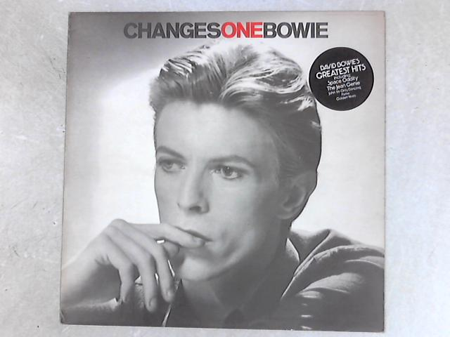 ChangesOneBowie LP By David Bowie