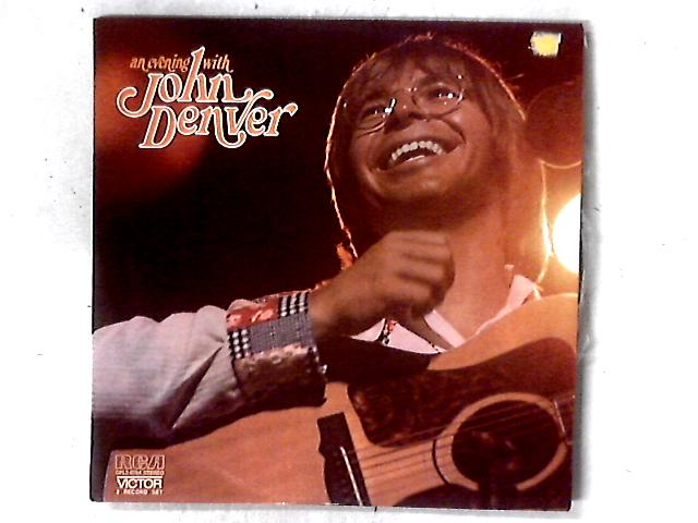 An Evening With John Denver 2xLP GATEFOLD By John Denver