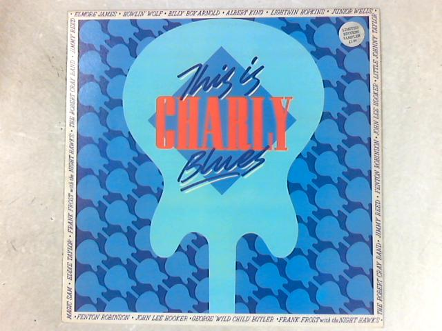 This Is Charly Blues COMP LP By Various