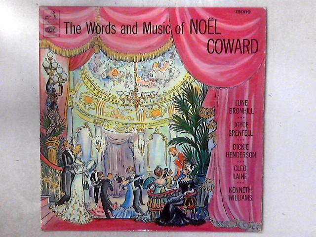 The Words And Music Of Noël Coward LP By Various