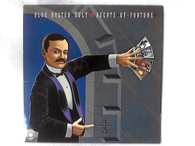 Agents Of Fortune LP GATEFOLD by Blue Öyster Cult