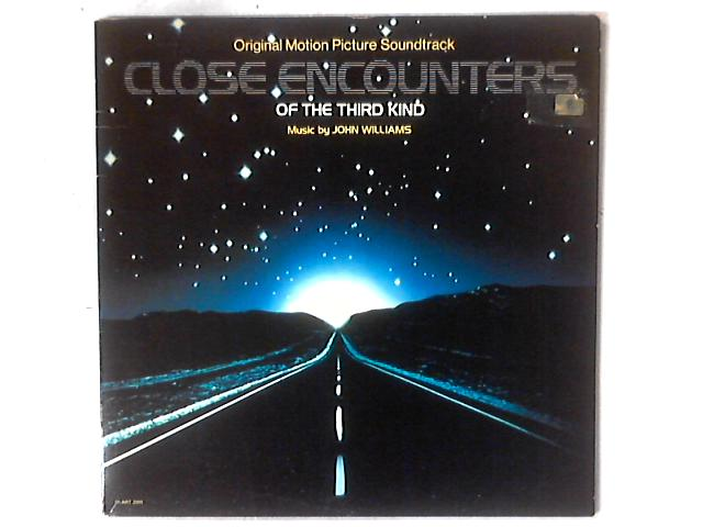 Close Encounters Of The Third Kind (Original Motion Picture Soundtrack) LP GATEFOLD by John Williams (4)