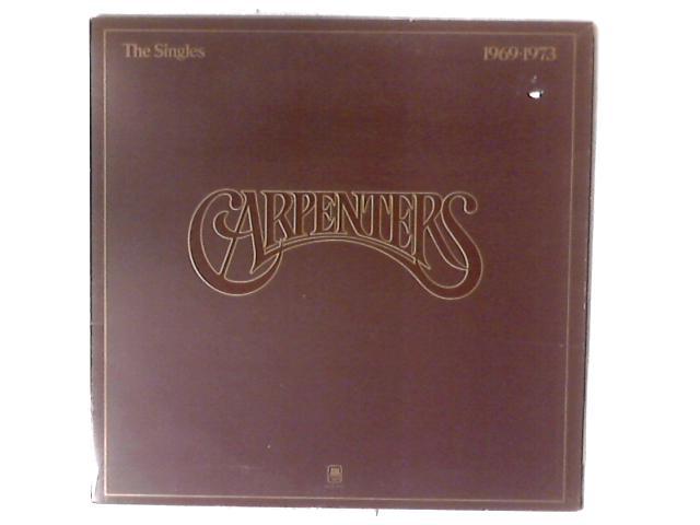 The Singles 1969-1973 LP COMP GATEFOLD by Carpenters