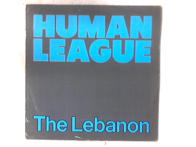 The Lebanon 12in by The Human League