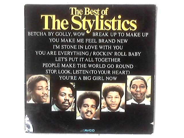 The Best Of The Stylistics LP COMP by The Stylistics
