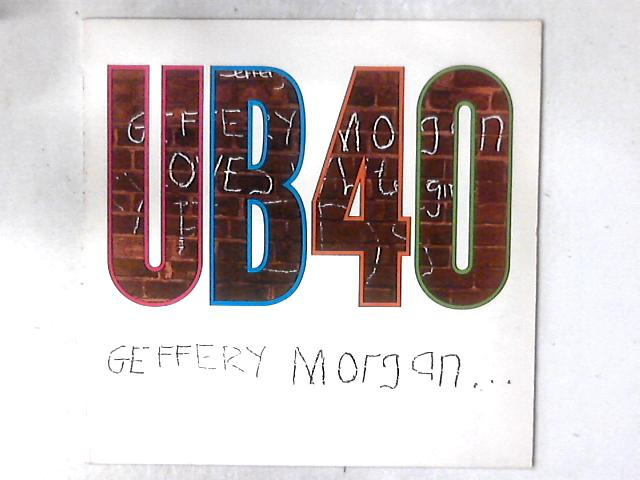 Geffery Morgan... LP by UB40