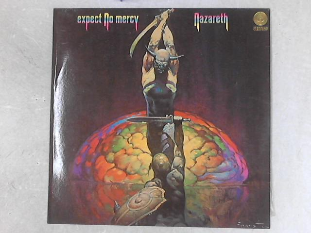 Expect No Mercy LP By Nazareth