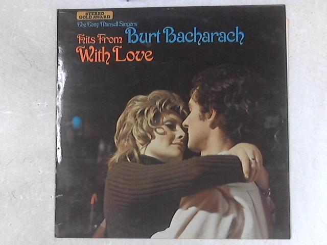 Hits From Burt Bacharach With Love LP By The Tony Mansell Singers
