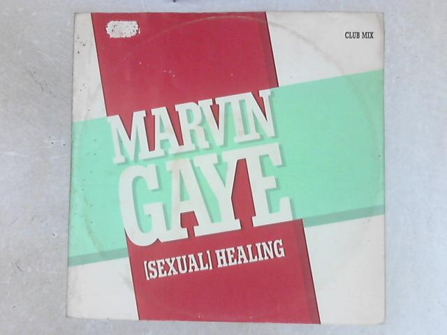 (Sexual) Healing (Club Mix) 12in Single by Marvin Gaye