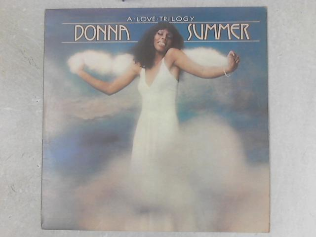 A Love Trilogy LP by Donna Summer