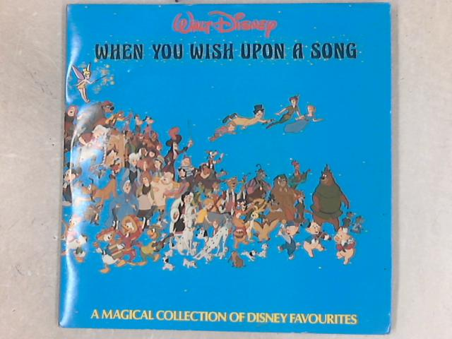 When You Wish Upon A Song 4xLP by Unknown Artist