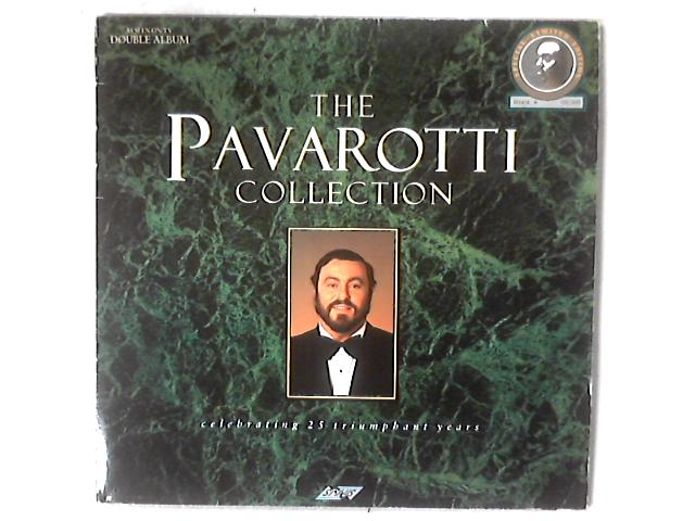 The Pavarotti Collection 2xLP COMP GATEFOLD By Luciano Pavarotti