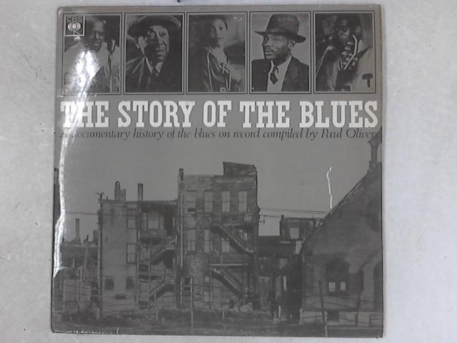 The Story Of The Blues 2xLP COMP By Various