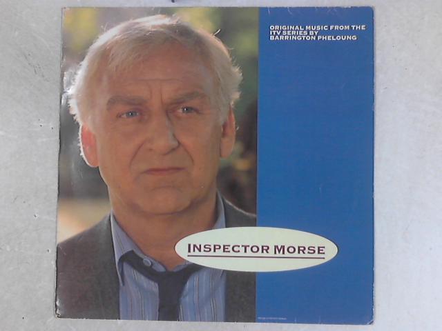 Inspector Morse OST LP By Barrington Pheloung