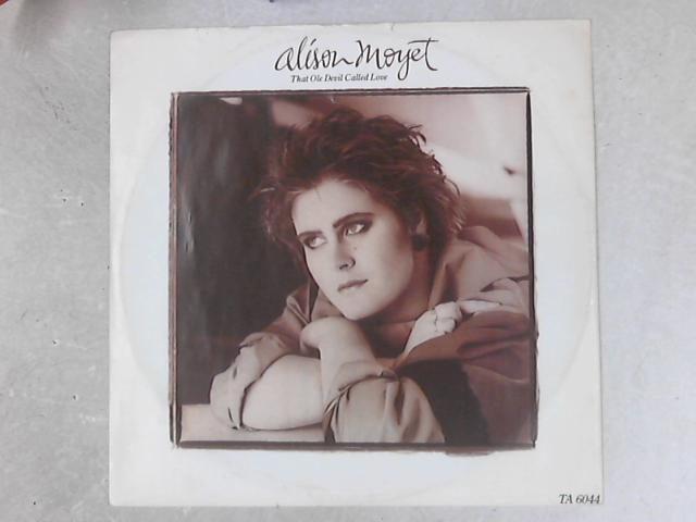 That Ole Devil Called Love 12in Single by Alison Moyet