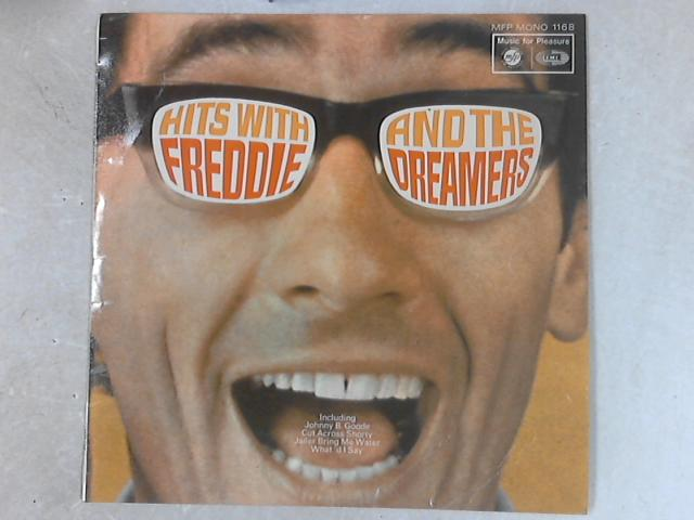 Hits With Freddie And The Dreamers LP by Freddie & The Dreamers