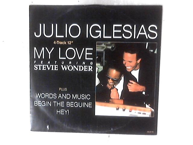 My Love 12in by Julio Iglesias