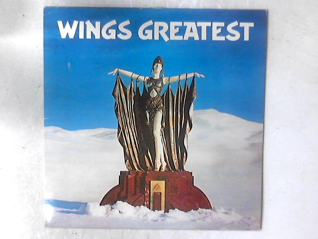 Wings Greatest LP COMP + POSTER by Wings (2)