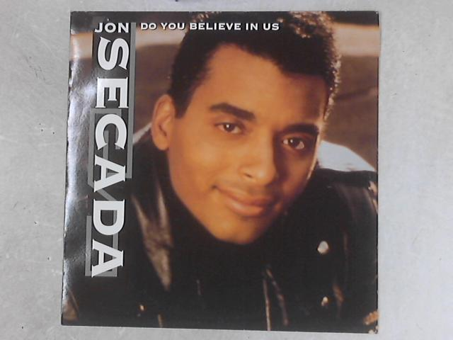 Do You Believe In Us 12in Single By Jon Secada