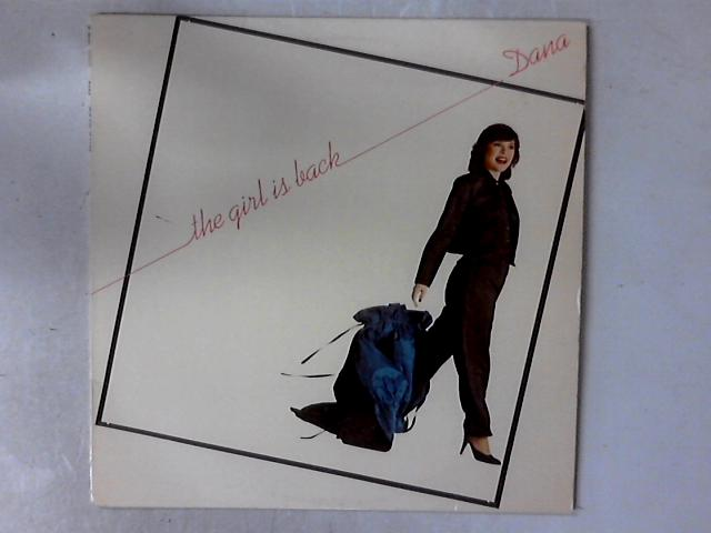 The Girl Is Back LP by Dana (9)
